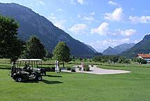 Golf in Ruhpolding